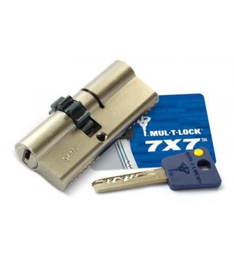 Цилидровый Механизм Mul-T-Lock 7*7 100(60/40) шестеренка