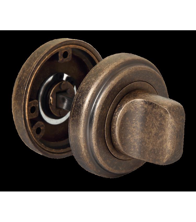 Завертка сантехническая MORELLI MH-WC-CLASSIC OMB Цвет - Старая античная бронза
