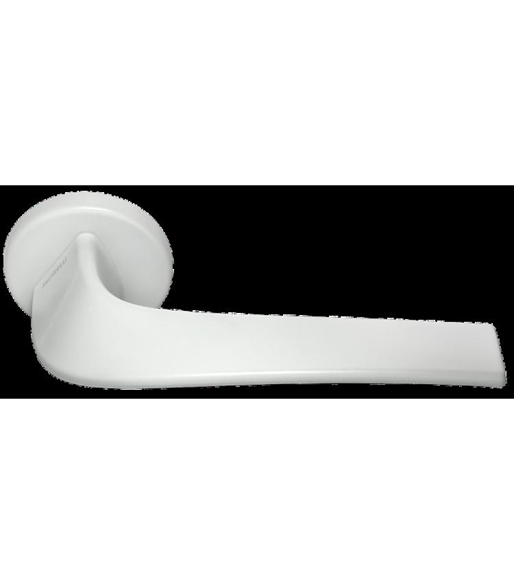 Дверные ручки MORELLI LUXURY COMETA BIA Цвет - Белый