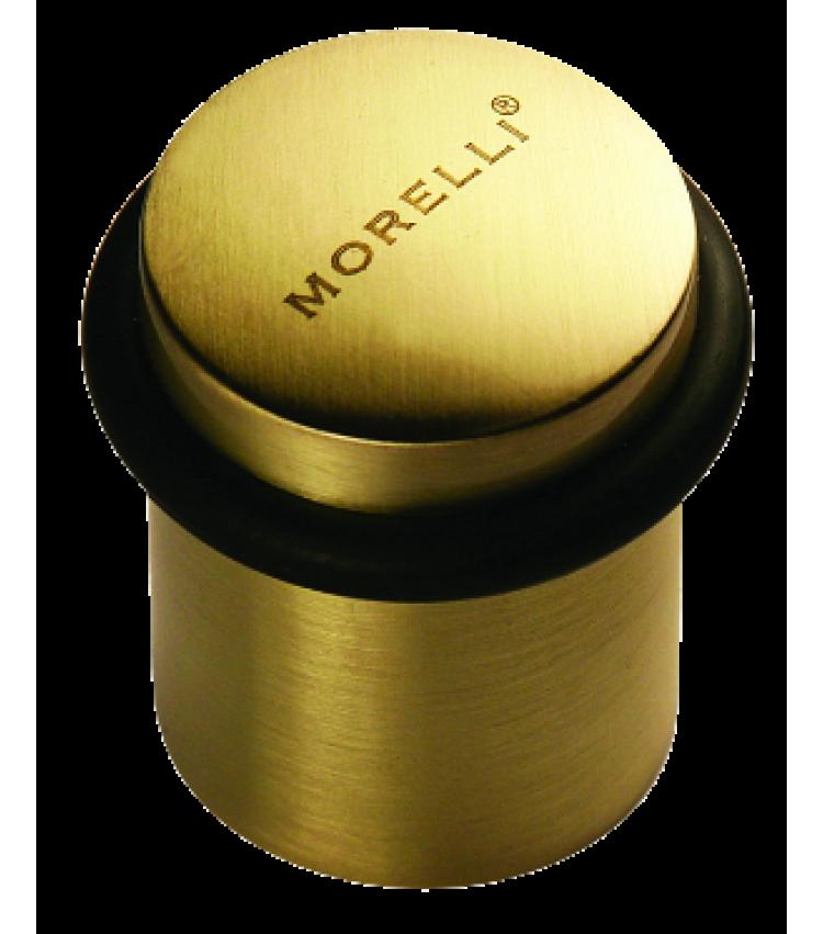 Дверной ограничитель Morelli DS3 SG Цвет - Матовое золото
